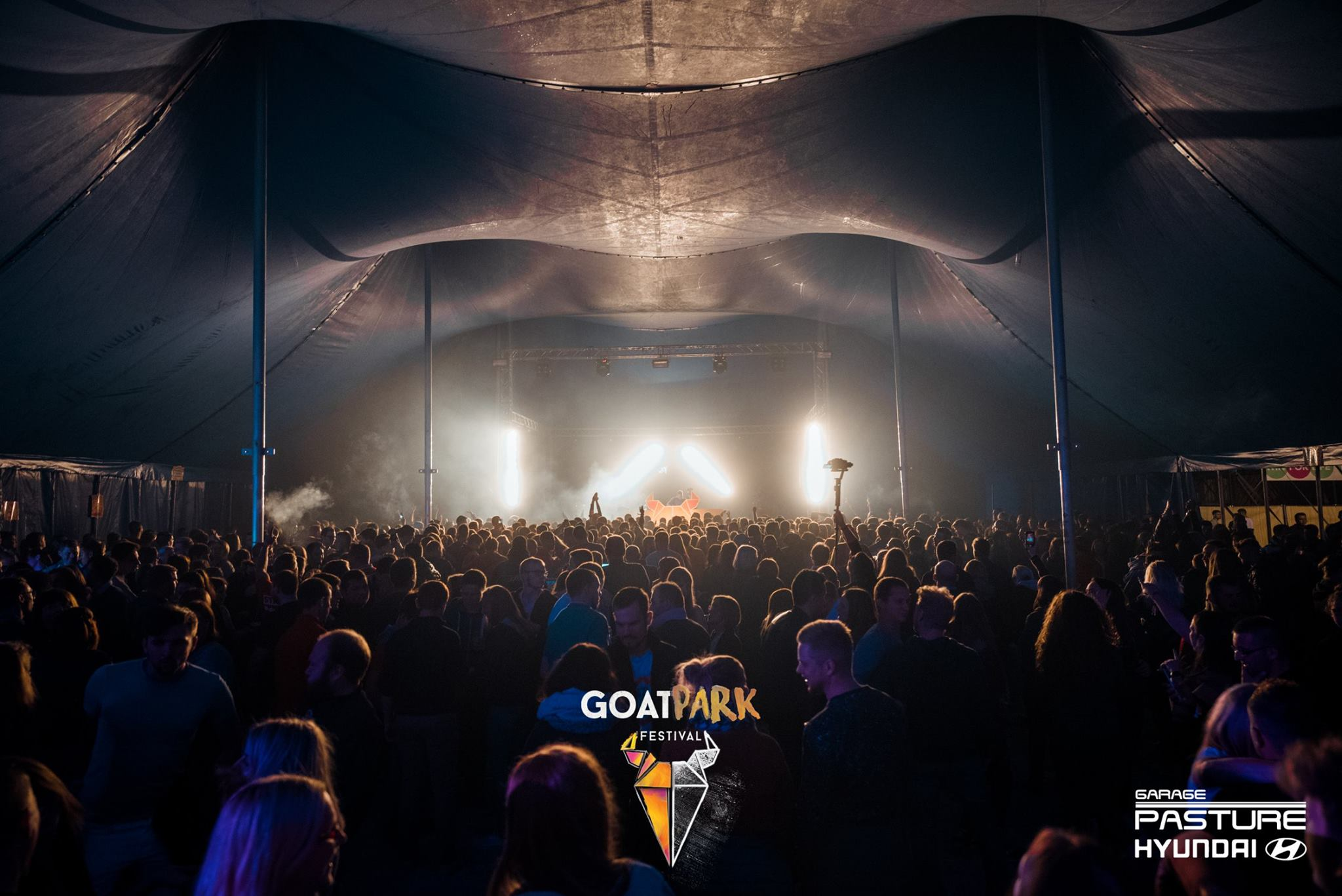 goatpark festival background section